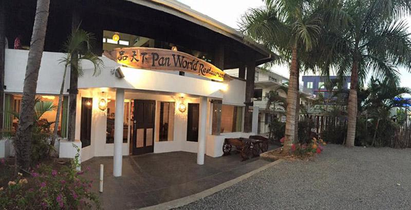 Pan World Restaurant & lounge Bar