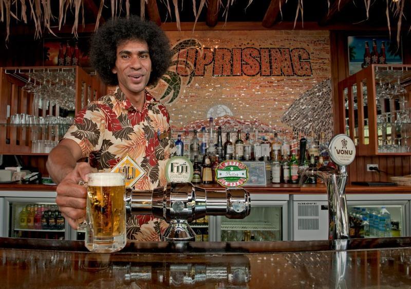 Uprising Beach Resort Restaurant and Bar