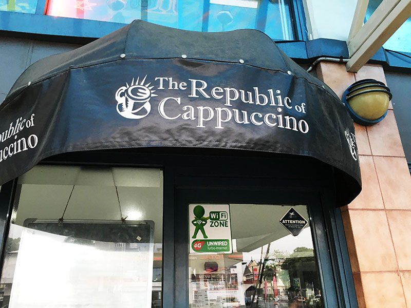 The Republic of Cappuccino