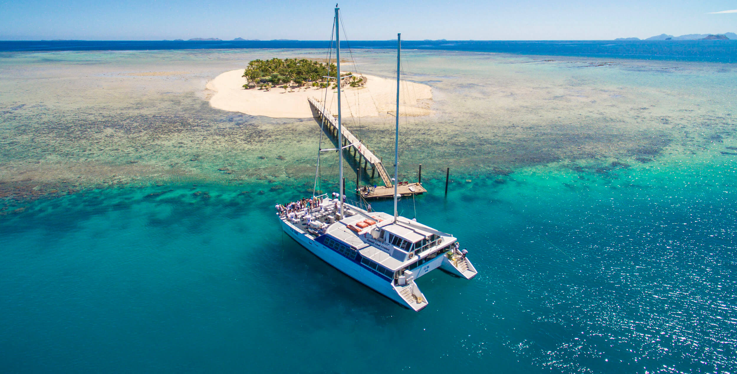 Captain Cook Cruises Fiji