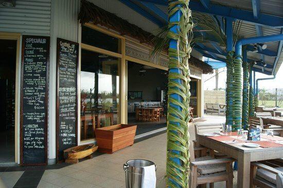 Nadina Authentic Fijian Restaurant