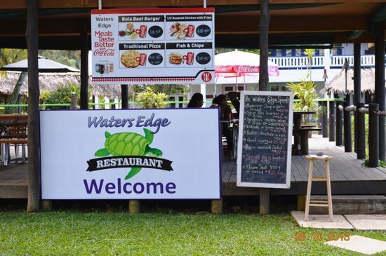 The Waters Edge Bar & Grill
